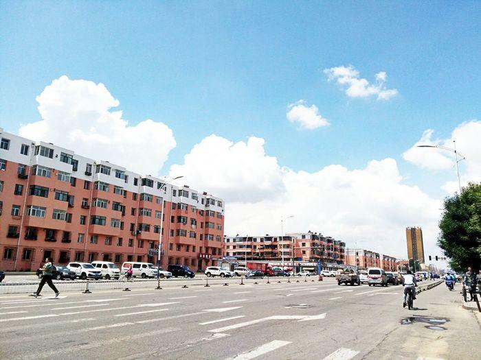 Hi Hi! Day Ordinary Day Enjoying Life Cloud - Sky Sky Outdoors City Life