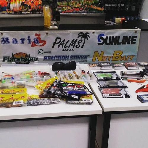 My box today! Good promotion Bassfishing Italybass Shop Store Italianstore