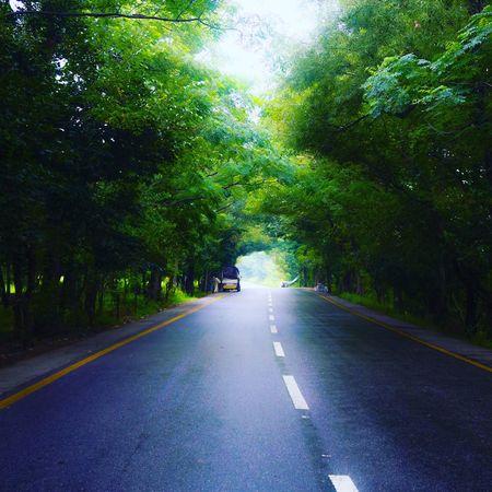 Awesome Views Hello World On My Way ToBahrain Valley KPK Pakistan