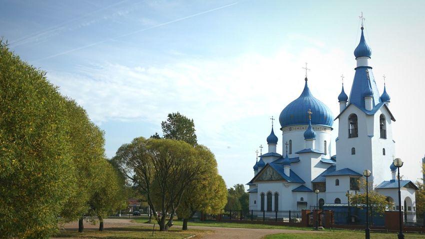 церковь рождества христова Церковь Осень 🍁🍂 Saint Petersburg Citynature Catedral