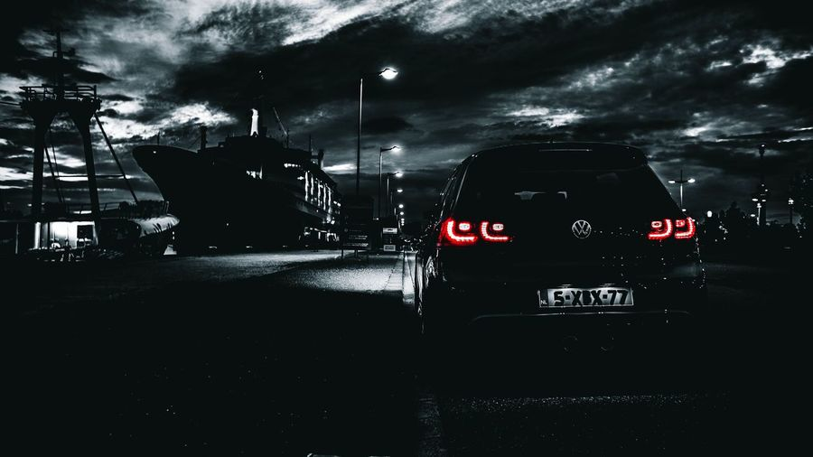 Volkswagen Golf Car Car Photography Golf R