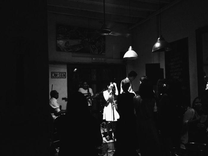 Photography Music Night Darkness And Light My Favorite Photo Blackandwhite The Photojournalist - 2017 EyeEm Awards
