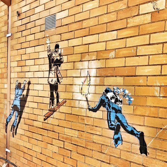 Streetart Artporn Benalla
