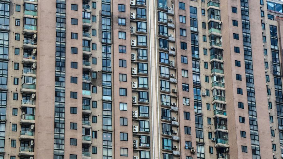 Housing  apartments in shanghai china