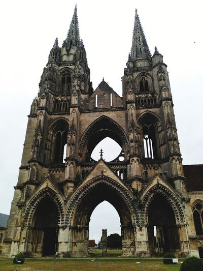 Cathedrale Soissons Architecture Waouuuu ❤❤ Magnifique