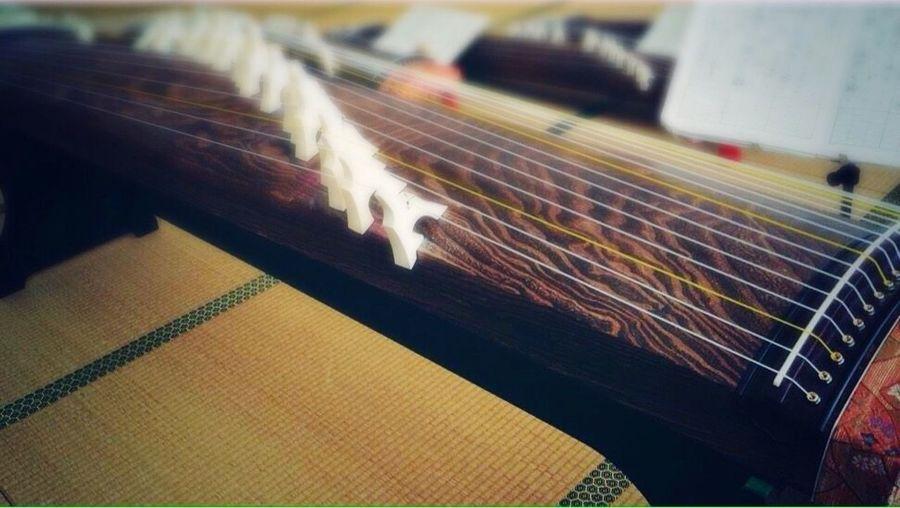 十七弦 琴 和楽器