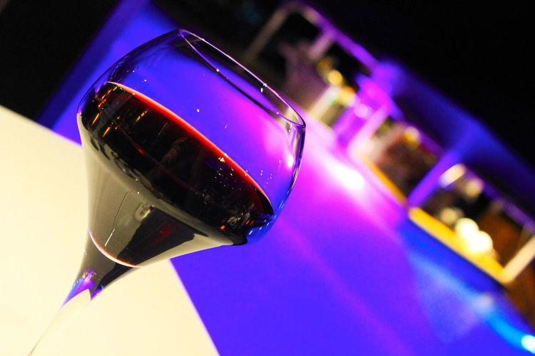 Red Wine Luxury