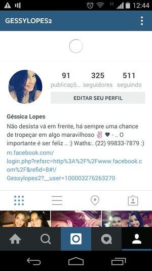 Instagram Gessylopes2 Wathsapp : +5522998337879