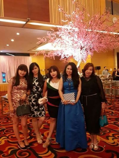 Hotel Ciputra Jakarta, Anton's wedding Party Friends Ladies