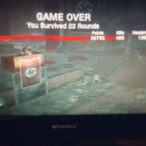 Zombies on call of duty Onedeep