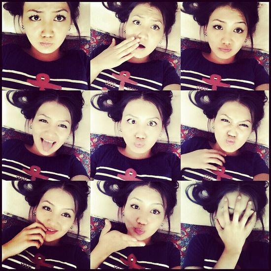 Enjoying Life Relaxing That's Me Selfie Lover♥