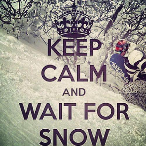 Can't wait anymore. Snowboarding Winter Season  Boardin friends mountain