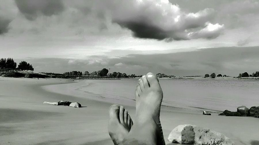 Hanging Out At The Beach Relaxing Time wondering... whether if that s what laying further down on the beach is dead or alive? Life Is A Beach https://youtu.be/ZMqPlQgHww8 NICE Reaction Fine Art Photography