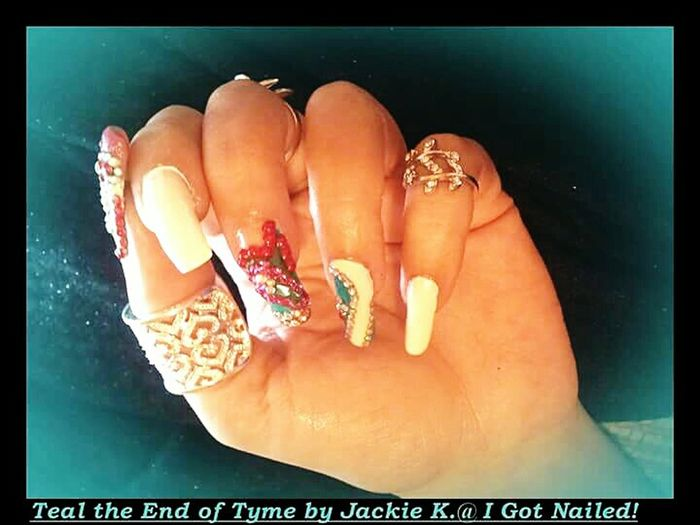 My Unique Style Cape Canaveral Photos Around You Nails Nailart  Everday Joy