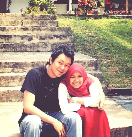 the one that I miss a lot, my Lovely boy, Revin :) ♥ Love Couple Long Distance Relationship