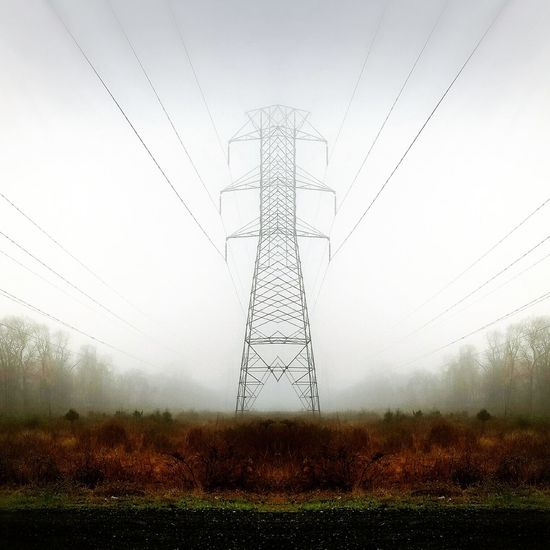 Fog Power Lines Leading Lines Mirror Eye4photography  Nature Outdoors Beautiful Tadaa Community Mobile Photography EyeEm Best Shots Nature Photography Samsung Galaxy S7 EyeEm Gallery EyeEm Best Edits The Impurist (no Edit, No Fun) Edit Symmetry Symmetrical Trees Weather Nature_collection Outside Power In Nature Enjoying Life