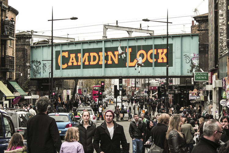 London, Camden
