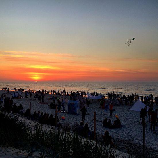 Sunset Beach Festival Plötzlich Am Meer Summervibes Electronic Music Shots