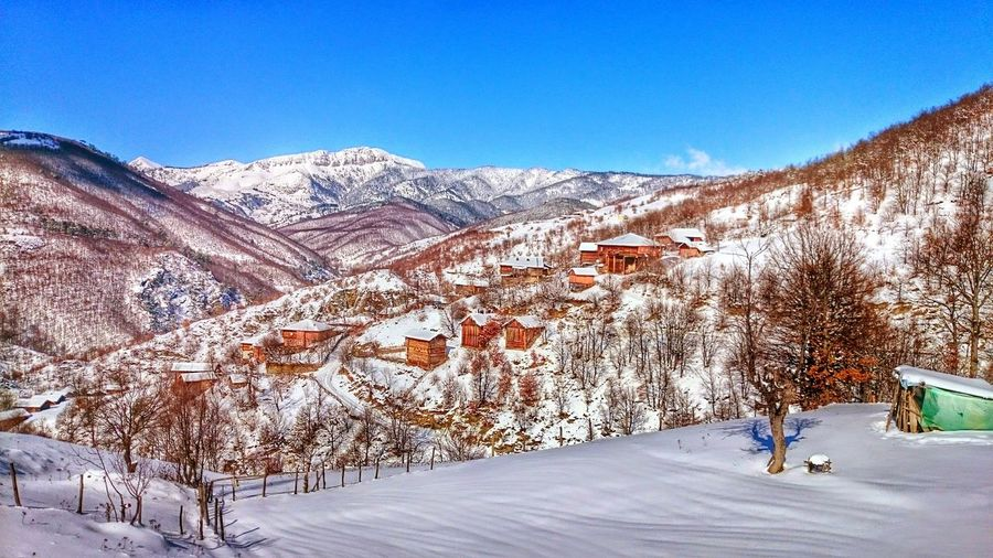 Xperiaz2 Turkey Karadeniz Mountains Snow Snow ❄ Nature Hdr_Collection Winter Cold