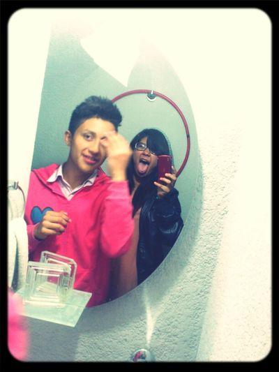 Con Mi Persona Favorita  :)