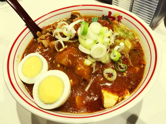 蒙古タンメン Kichijoji Ramen Noodles