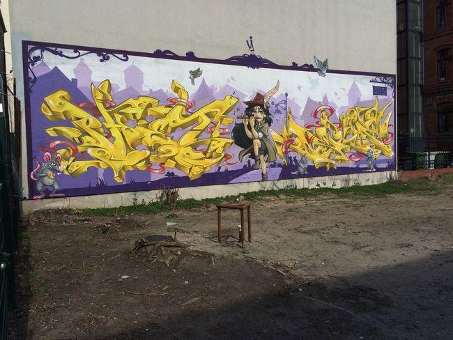 Super Bad Boys SBB Graffiti Streetart Stereoheat Berlin