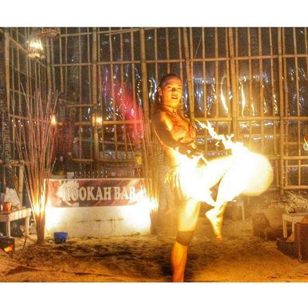 Firedancer Boracay2015❤️ Dailylifephotos Iclickmoments