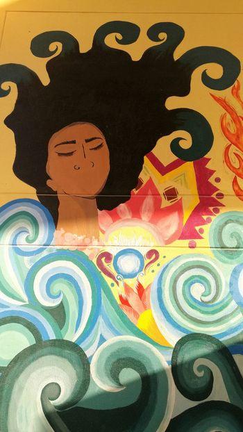 """Nature's Guardian"" Pedrographybh Art And Craft Backgrounds Creativemind Illustration Wallmurals Iloveit Drawing - Art Product Outdoors Multi Colored Beautifullady WeekOnEyeEm Lifeinthemiddleeast Bahrainlife"