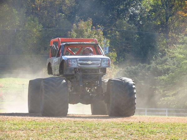 Adventure Club Grass Mode Of Transport Monster Trucks Non-urban Scene Speed