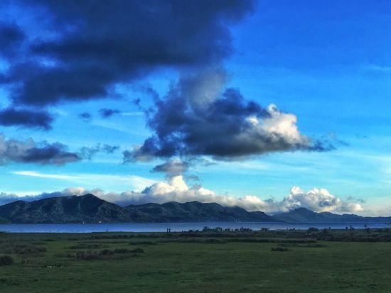 I love you Sky Cloud - Sky Nature Beauty In Nature Landscape Mountain Outdoors Minahasa Mobilephotography IPhoneography