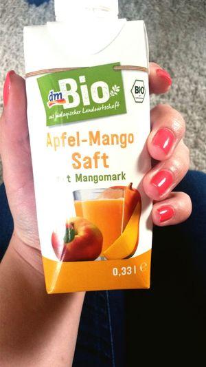 Apfel Mango Saft  Yammi 👍👍 First Eyeem Photo