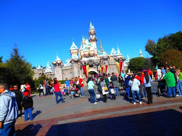 USA Disneyland California Traveling