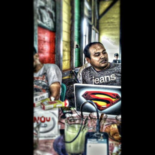 Man of steel new version on 2013 Gf_indonesia  Gf_freestyle .Hdrart Picoftheday fotodroid ilovemeulaboh,,tukupi