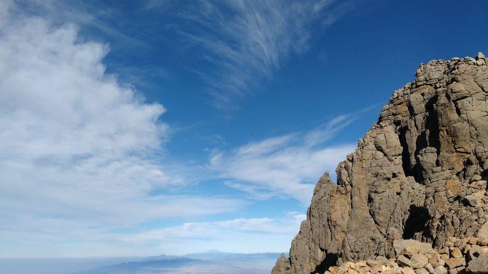 Iztaccihuatl Mexico Rock Sky Cielo Aire Piedra