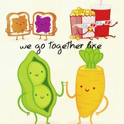 Sweet adorable clichés Smile Cute♡ Adroble Illustration