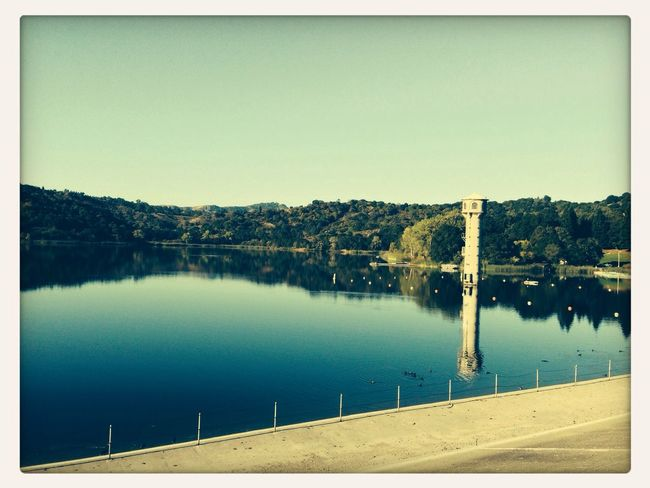 Serenity Monday Water Serenity... Resevoir Beautiful Day