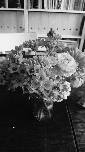 Vielen Dank Für Die Blumen...!