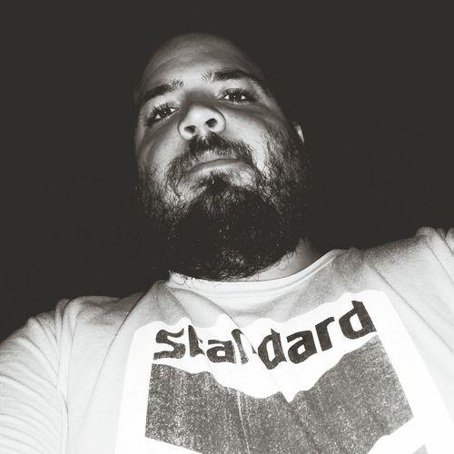 Tonigh Selfie Black & White Self Portrait
