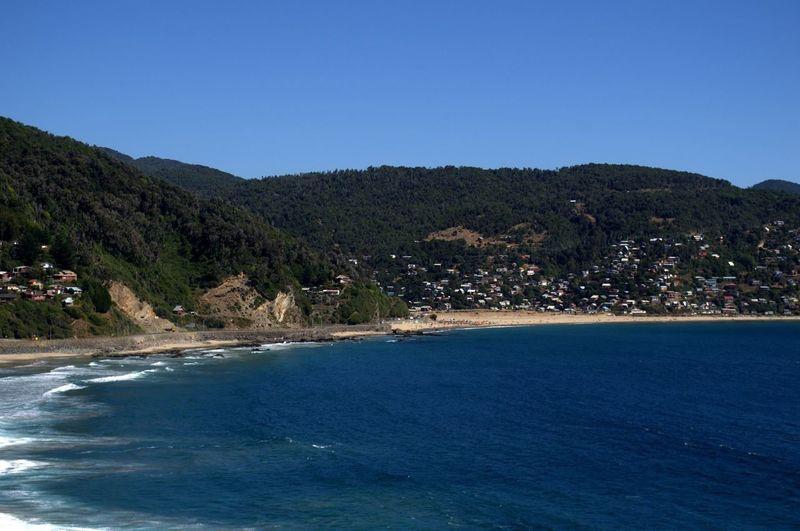 Bahía Chile.
