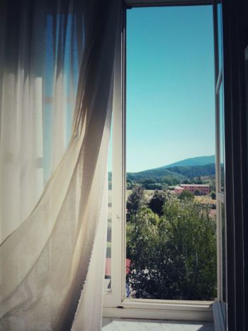 Interior Style Interior Inspiration Room With A View Roomwithaview Room Lights Hotel Room Bedroom Window Window View Toscana Italy Tuscany
