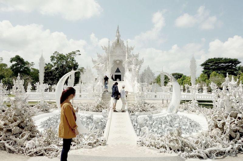 Here I Am Thailandtravel Thai Temple Budha Eden Architecturelovers