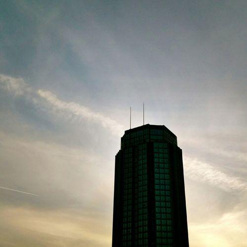 呼和浩特市 Hohhot Sky