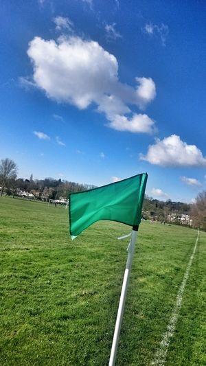 Sundayfootball  all alone