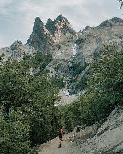Barilloche mountain patagonia