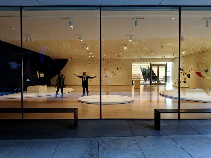 It's a fucken huuge museum, yo. Full Length Men Window Arts Culture And Entertainment