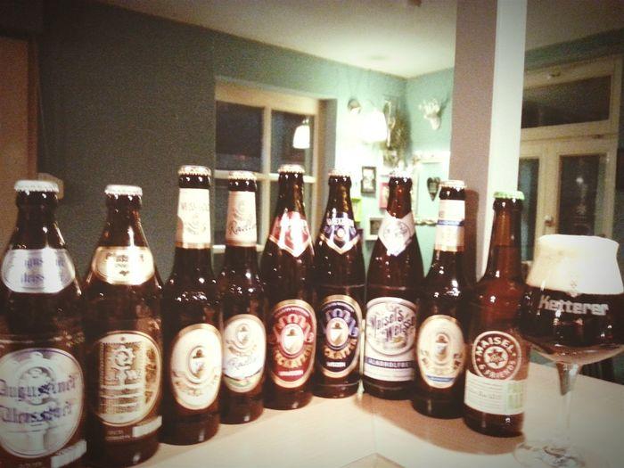 Ausgewählt Bierspezialitäten Bier Time Paleale Weizenbier Edelstoff Exportbier Meckatzer