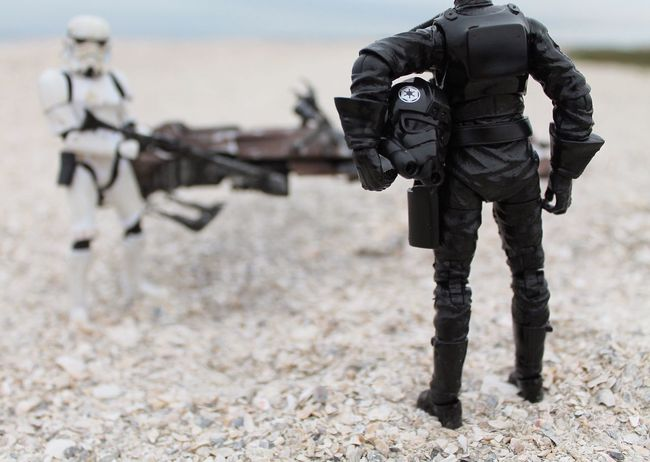 """What will you do when they catch you? What will you do if they break you? If you continue to fight, what will you become?"" Rogue One TieFighterPilot Stormtrooper Starwarstoypics Starwarstoys Starwarsblackseries Starwarstoyfigs TBSFF Speederbike Ohiotoykick Toyoutsiders HasbroToyPic Actionfigurephotography Toptoyphotos Toyonlocation Toyartistry_elite Toyboners Justanothertoygroup Toydiscovery Toyrevolution Toygroup_alliance Toycommunity Toystagram Toyartistry Toycrewbuddies"
