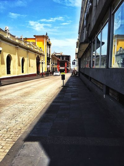 Learn & Shoot: Leading Lines street Streetphotography Road Street Photography Buildings Old Buildings Architecture Follow4follow Taking Photos Street Life