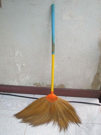 swab in my home Bangkok Besom Broom Cleaning Cleaning Equipment Equipment Home House Swab Sweeping Thai Thailand