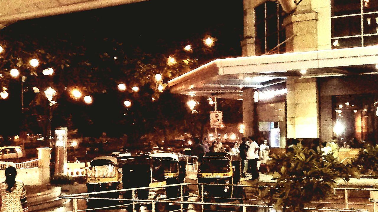 illuminated, night, no people, built structure, architecture, bar - drink establishment, indoors, city